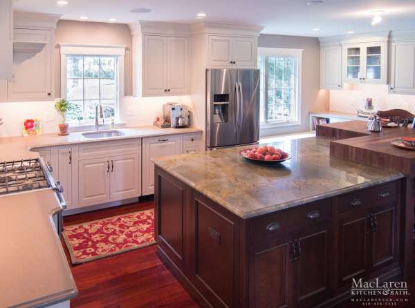 custom Butcher Block countertops PA NJ DE
