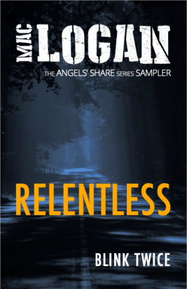 relentless angels share series taster