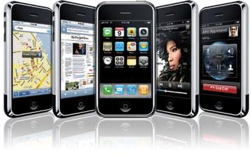 Primeiros iPhones