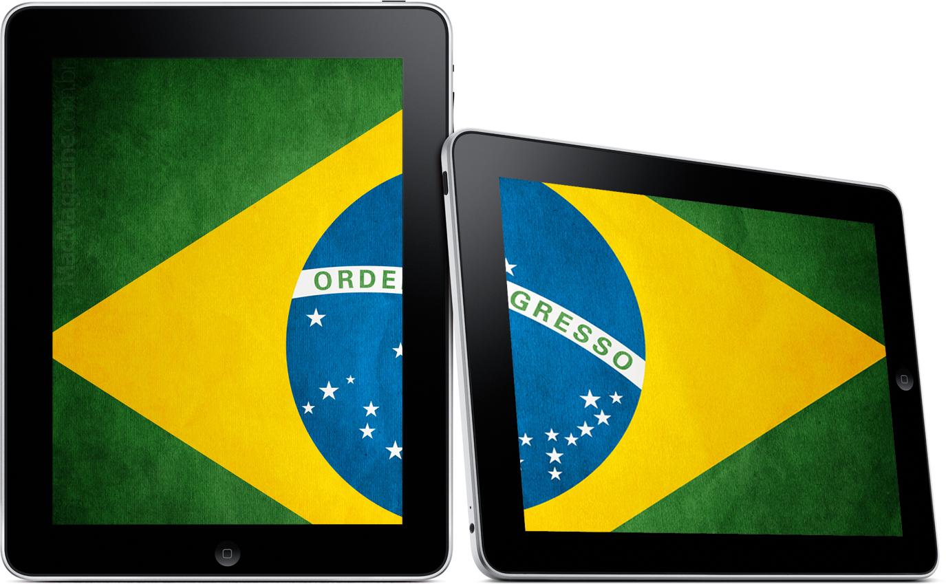 iPad está no Brasil, junto com Suécia e Coréia desde 03/12