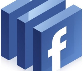Logo do Facebook Connect