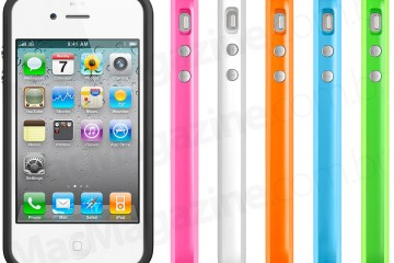 Bumpers do iPhone 4