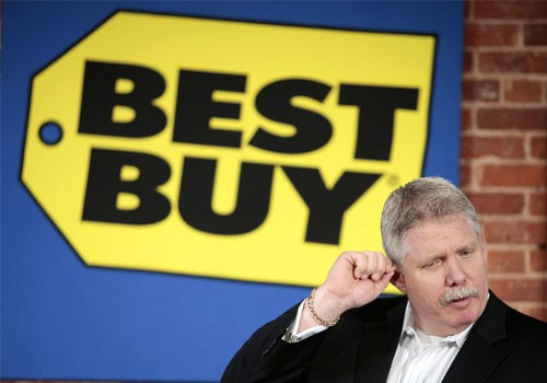 Brian Dunn, CEO da Best Buy