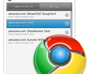 1Password 3.5 pro Google Chrome
