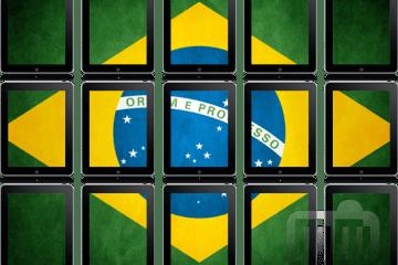 iPads no Brasil