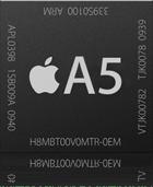 Processador dual-core Apple A5