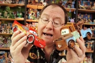John Lasseter e seus brinquedos