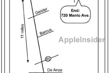 Patente de mapas simplificados