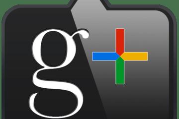 Ícone - Tab for Google+