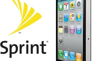 iPhone 4 na Sprint