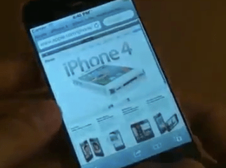 iPhone 4S falso