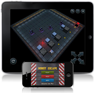 Robot Escape - iPhone e iPad