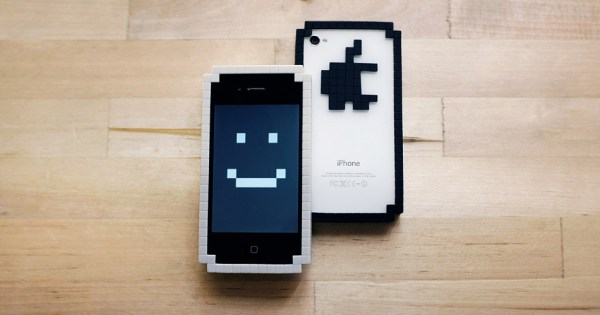 Big Big Pixel - Bumper de 8 bits para iPhone