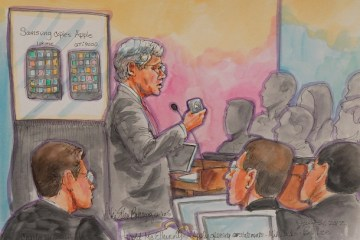 Julgamento Apple vs. Samsung