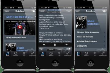 EpicLyrics - iPhones