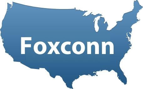 Foxconn nos Estados Unidos