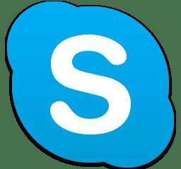 Ícone - Skype para Mac
