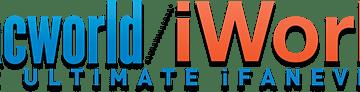 Logo do evento - Macworld/iWorld
