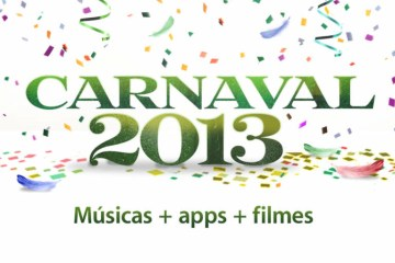 Carnaval 2013 na iTunes Store