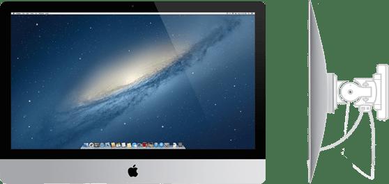 iMac com VESA