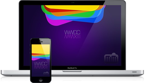 Wallpaper da WWDC 2013