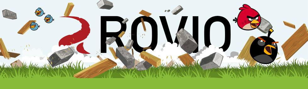 Banner da Rovio