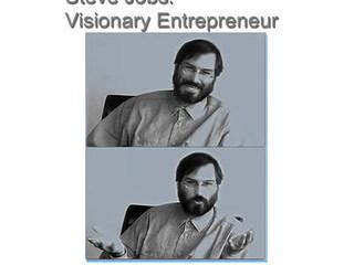 Steve Jobs: Visionary Entrepreneur