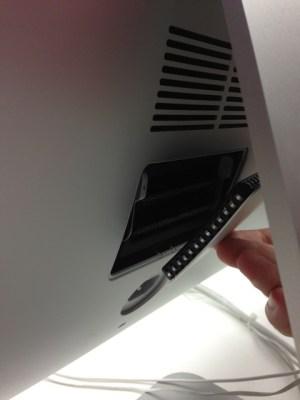RAM dos novos iMacs de 27 polegadas