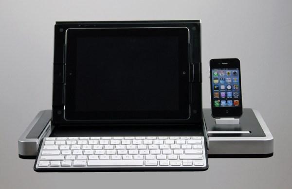 Modus III com iPad e iPhone
