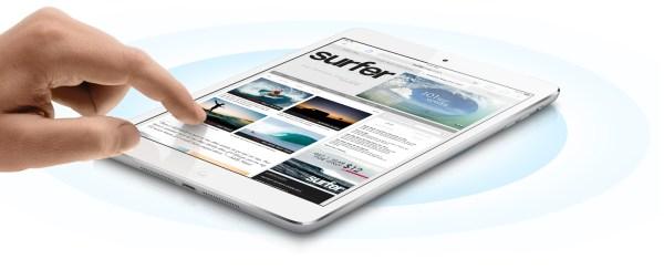 iPad mini com Wi-Fi + Cellular