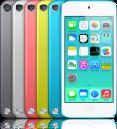 Linha de iPods touch (miniatura)