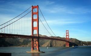 Ponte Golden Gate em San Francisco