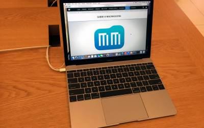 Novo MacBook na Austrália