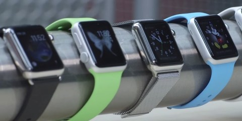 Apple Watch na Consumer Reports