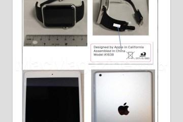 Anatel - Homologação do Apple Watch