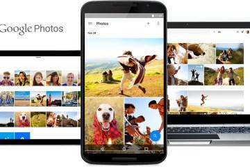Novo Google Photos