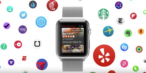 Comercial do Apple Watch