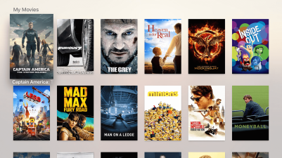 Infuse 4 para a Apple TV