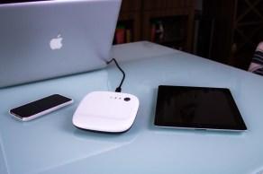 Armazenamento móvel Wireless 500GB, da Seagate