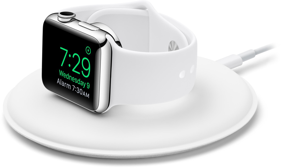 Base de carga magnética para Apple Watch