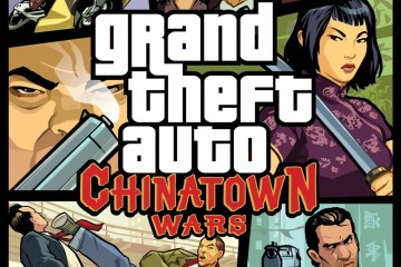 Jogo Grand Theft Auto: Chinatown Wars para iOS