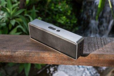 Caixa de som Bluetooth Mubox, da ROCK