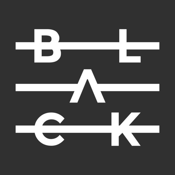 Ícone - app BLACK