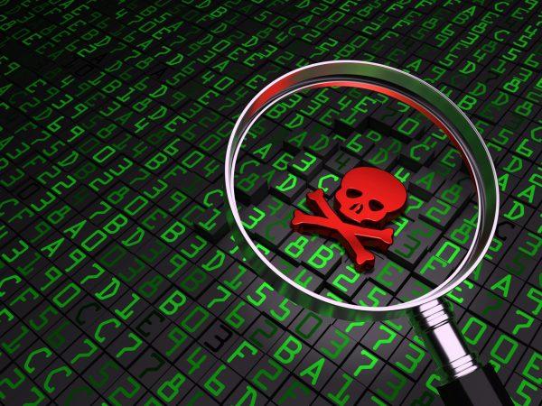 Malware, vírus, ransomware