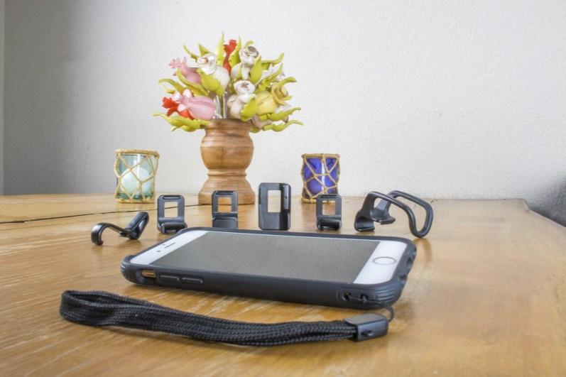 Kit Studio fotográfico para iPhones, da olloclip