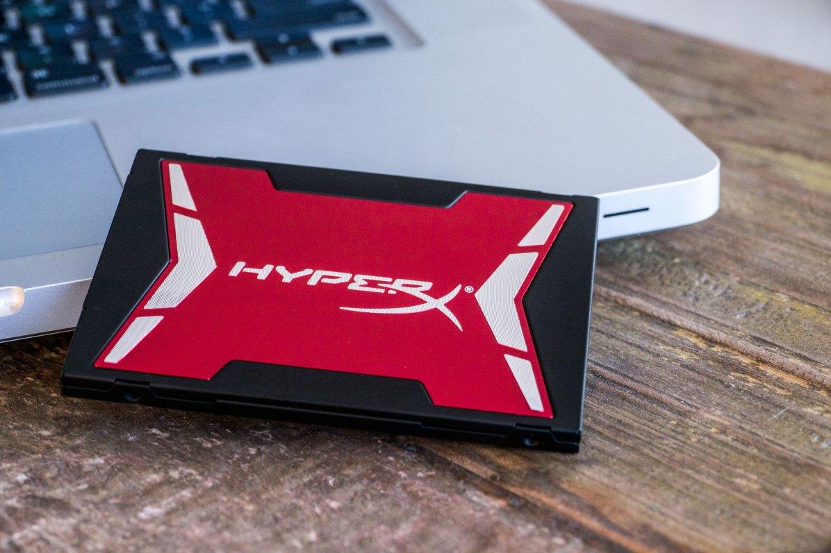 SSD HyperX Savage SATA III, da Kingston