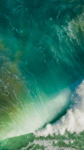 Wallpaper do iOS 10 (iPhone)