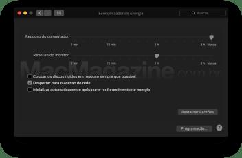 Modo Escuro no OS X/macOS