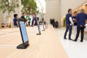 iPhones sem trava de segurança