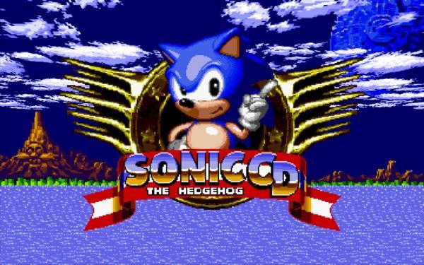 Jogo Sonic CD